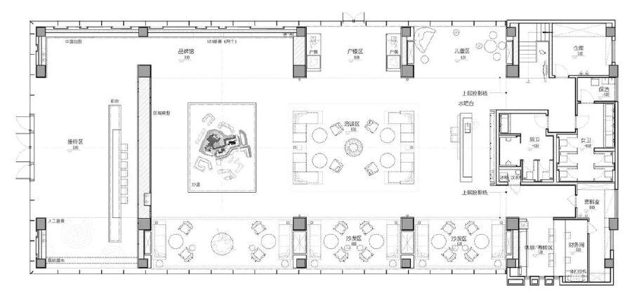 成都樾山府浓缩传统五行哲学艺术的创新设计
