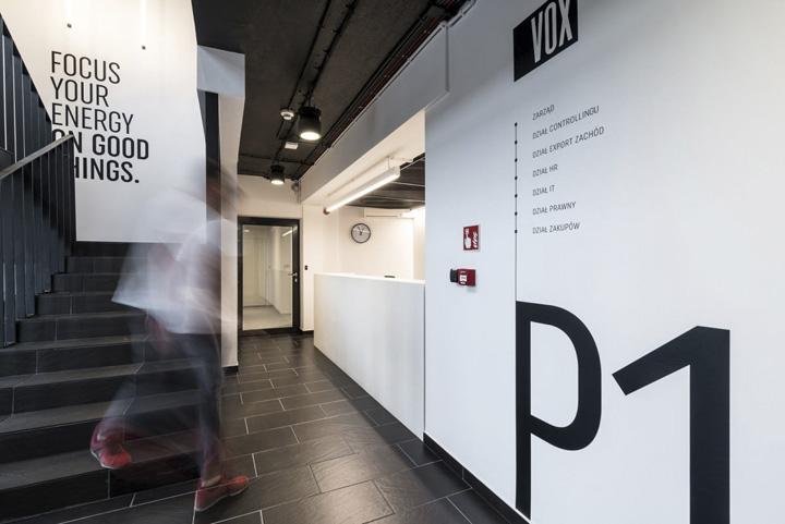 波兰自由之家品牌VOX波兹南总部办公室设计 Bidermann+Wide - 5