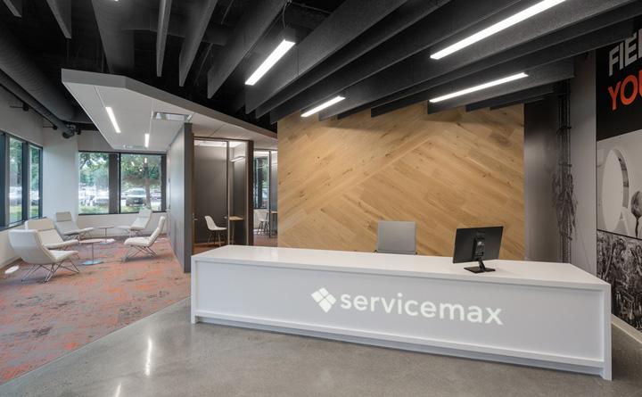 创意之橙 ServiceMax软件公司加州总部设计|Studio G Architects - 3
