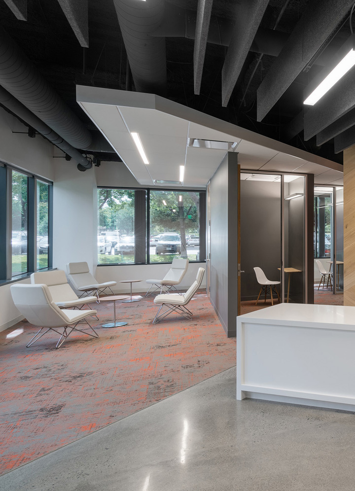 创意之橙 ServiceMax软件公司加州总部设计|Studio G Architects - 4