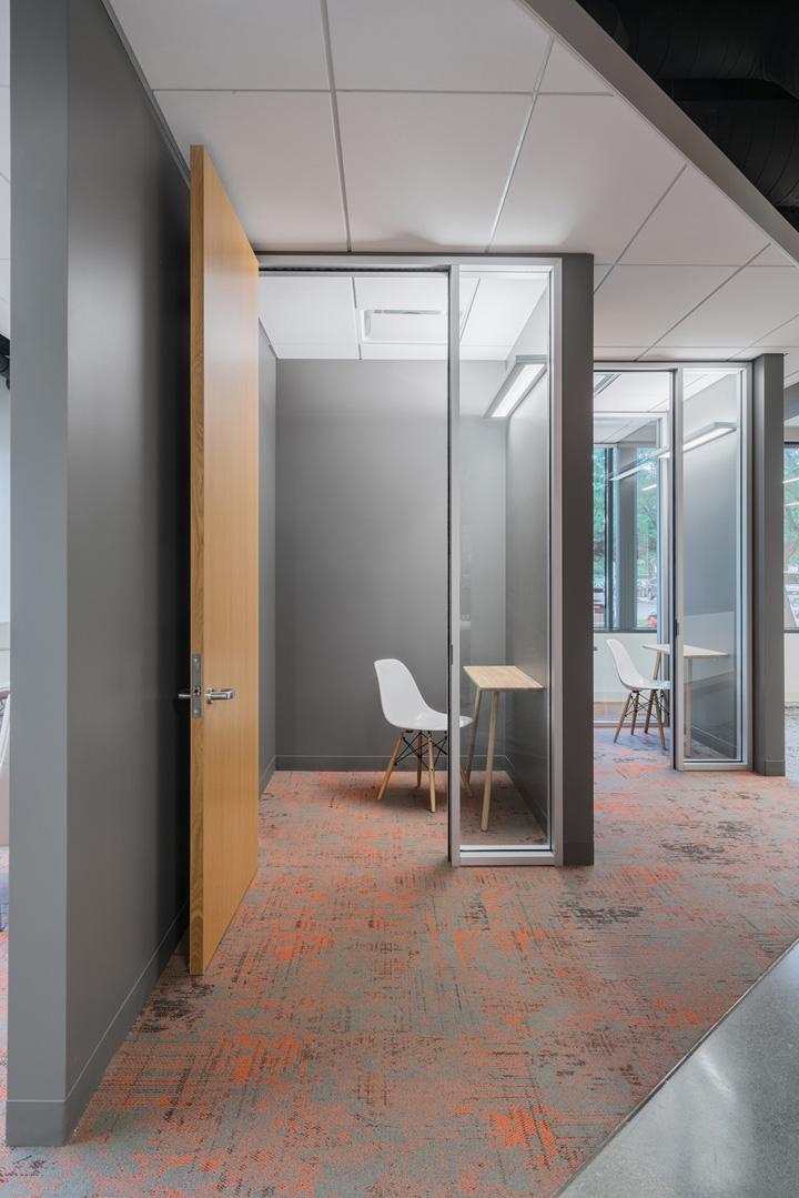 创意之橙 ServiceMax软件公司加州总部设计|Studio G Architects - 5