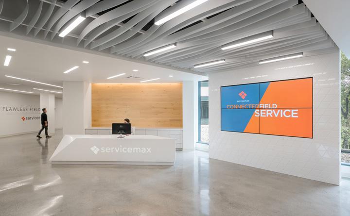 创意之橙 ServiceMax软件公司加州总部设计|Studio G Architects - 7