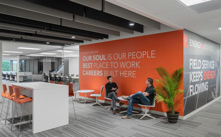 创意之橙 ServiceMax软件公司加州总部设计|Studio G Architects - 9