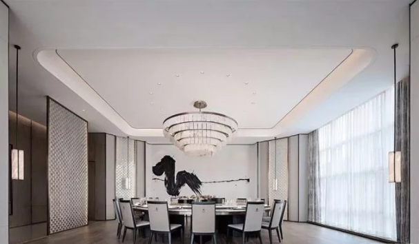 云山素居:皎然明澈,灵动雅致的当代美学质感|意巢设计 - 12