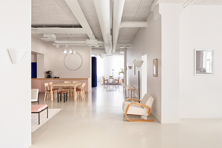 至繁终归于极简 芬兰Artek总部设计