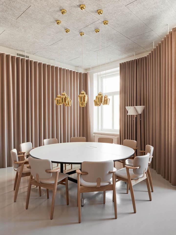 至繁终归于极简 芬兰Artek总部设计|Sevil Peach - 4