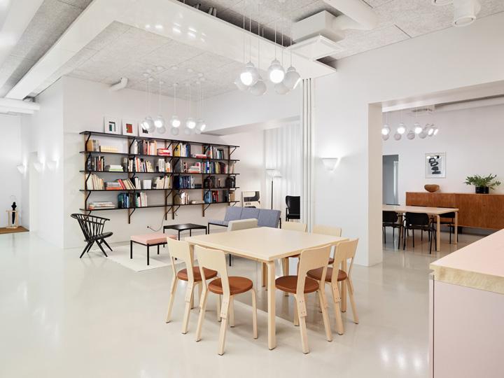 至繁终归于极简 芬兰Artek总部设计|Sevil Peach - 14