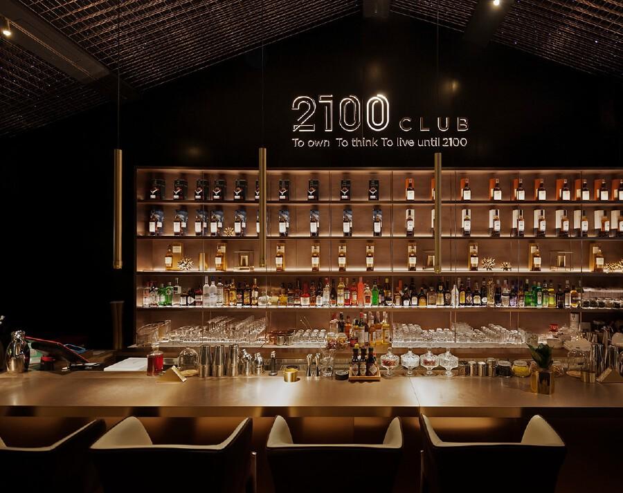 杭州 2100Club——全球首家区块链酒吧