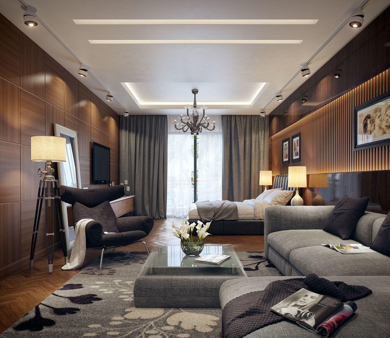 追求时尚与潮流的公寓