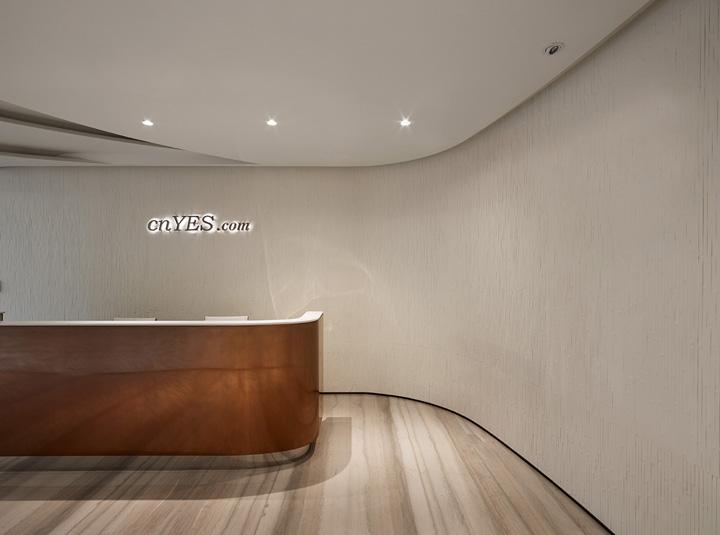 转换时空 钜亨网台北总部办公设计