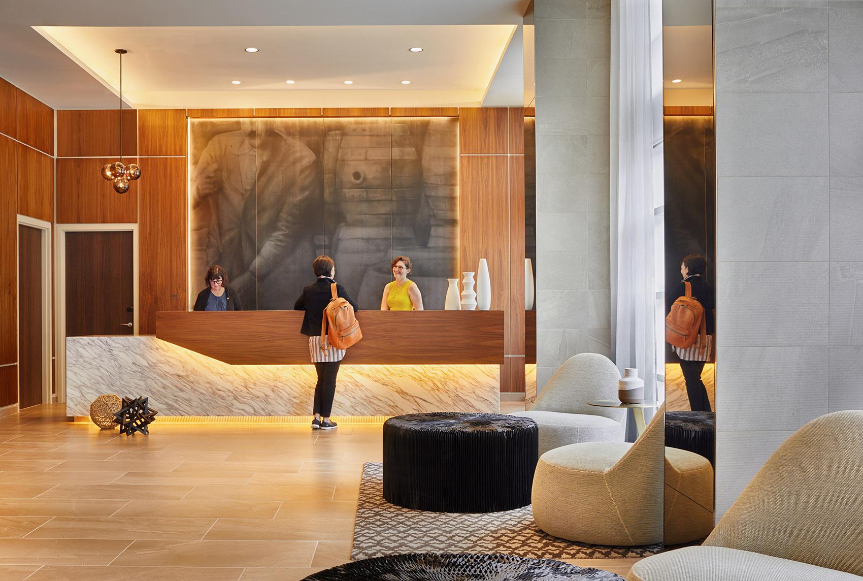 追求独特奢华的AC酒店