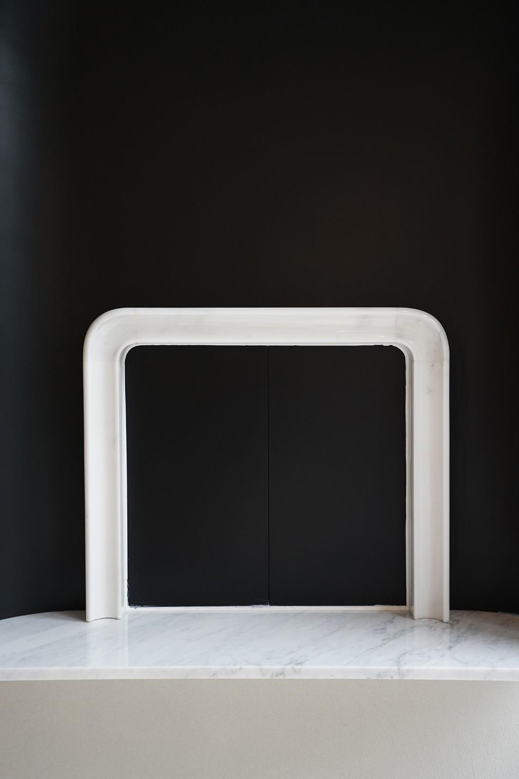 突破传统造型,空间具有温馨舒适感