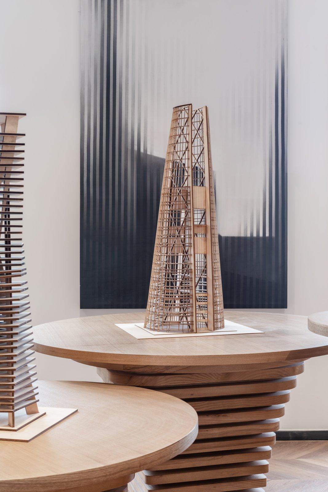 运用点、线、面元素,建筑结构美学  - 13