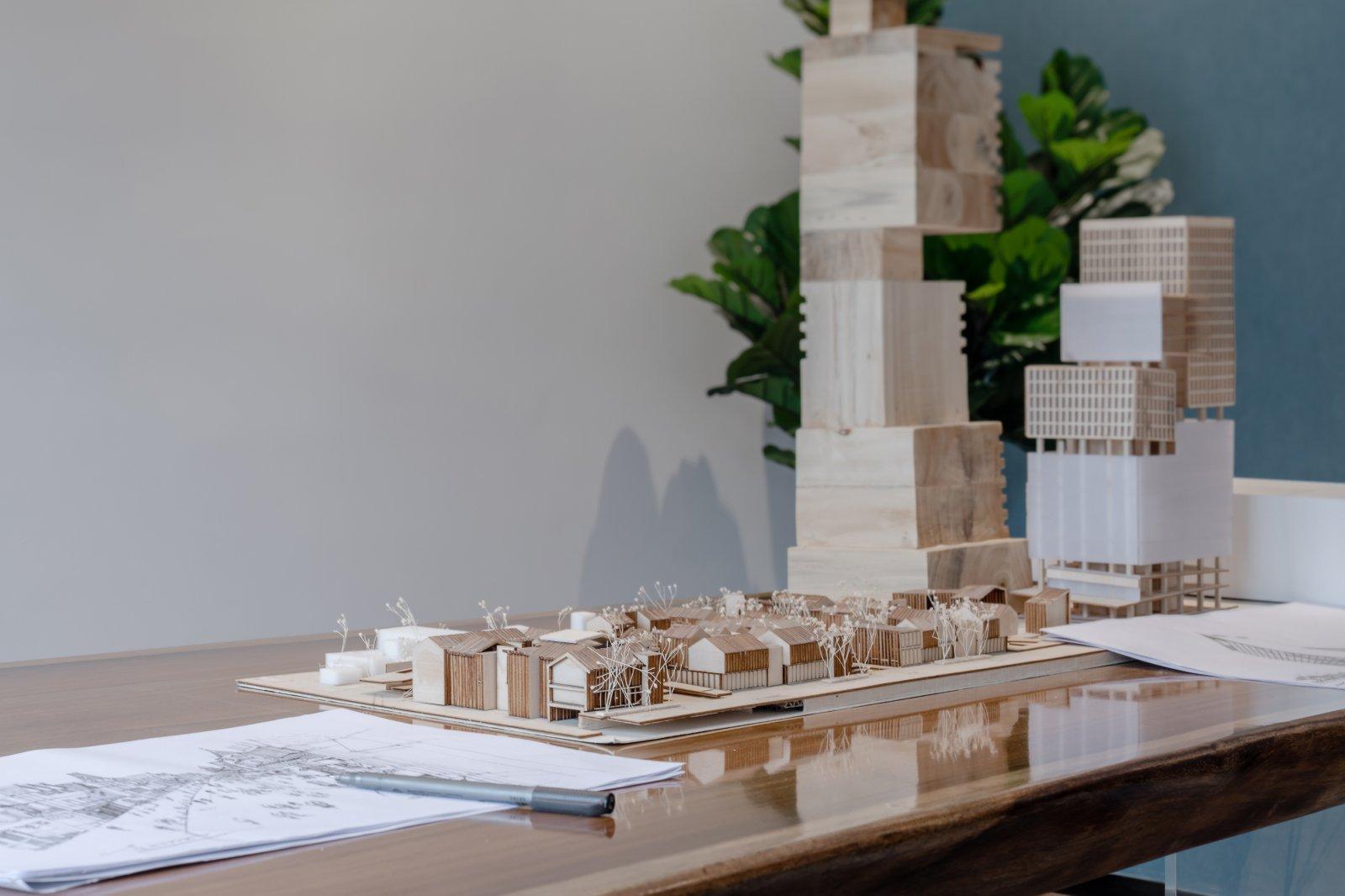 运用点、线、面元素,建筑结构美学  - 15