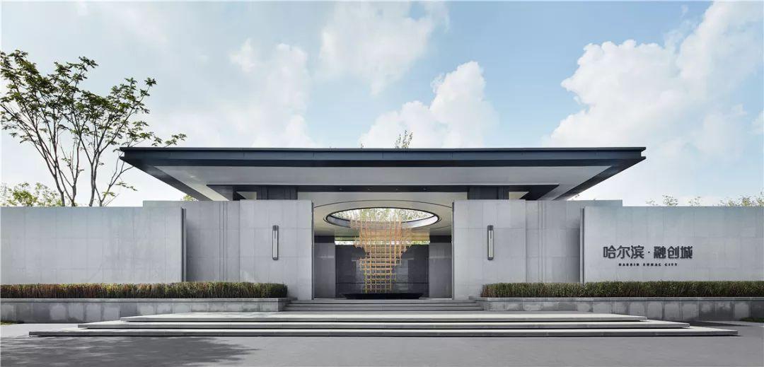 这座看似普通的建筑,空间设计却发挥的淋漓尽致!| - 1