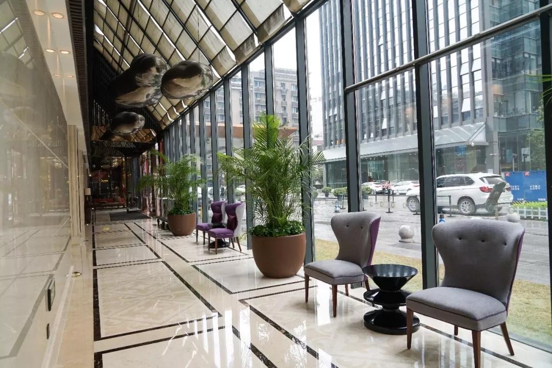 大隐隐于繁华里:重庆江北希尔顿逸林酒店| - 10