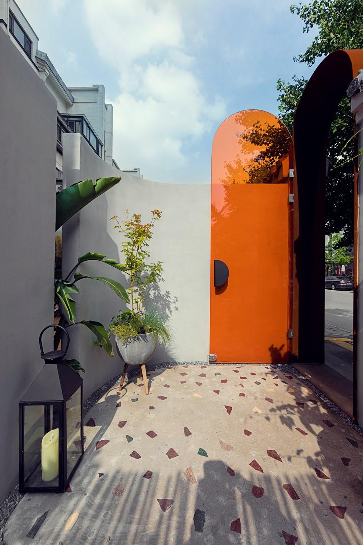 不华丽却很明亮的甜品店   有田建筑空间设计  - 3
