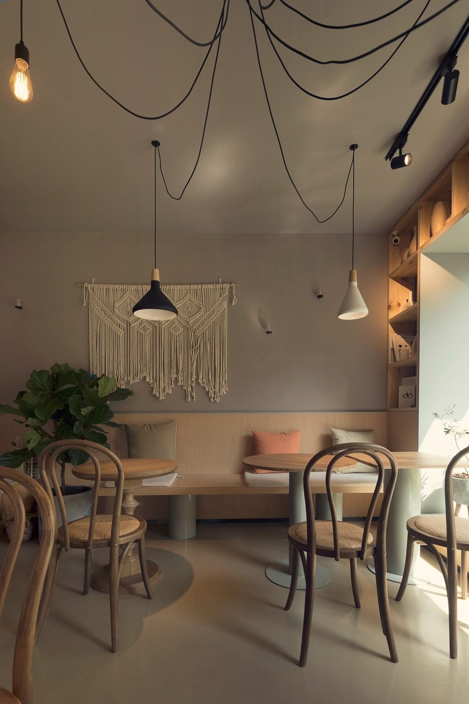 不华丽却很明亮的甜品店   有田建筑空间设计  - 10