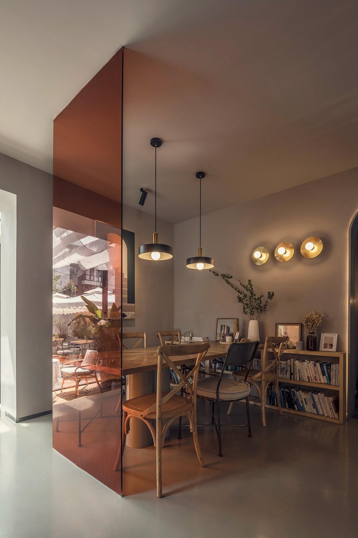 不华丽却很明亮的甜品店   有田建筑空间设计  - 8