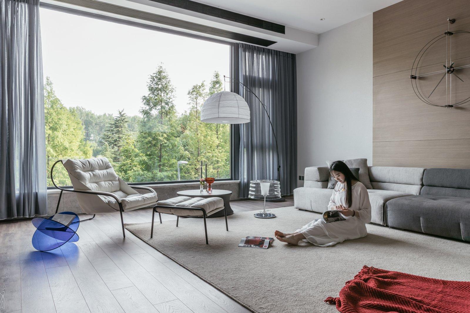 380㎡温馨别墅透露着怡然而惬意| M&Q集设集空间规划