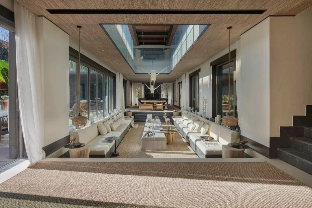 520㎡ 顶级别墅设计,打造朴质的室内气质!  - 1