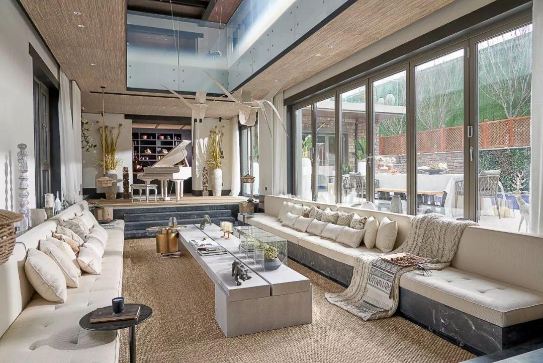 520㎡ 顶级别墅设计,打造朴质的室内气质!  - 2