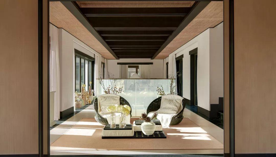 520㎡ 顶级别墅设计,打造朴质的室内气质!  - 10