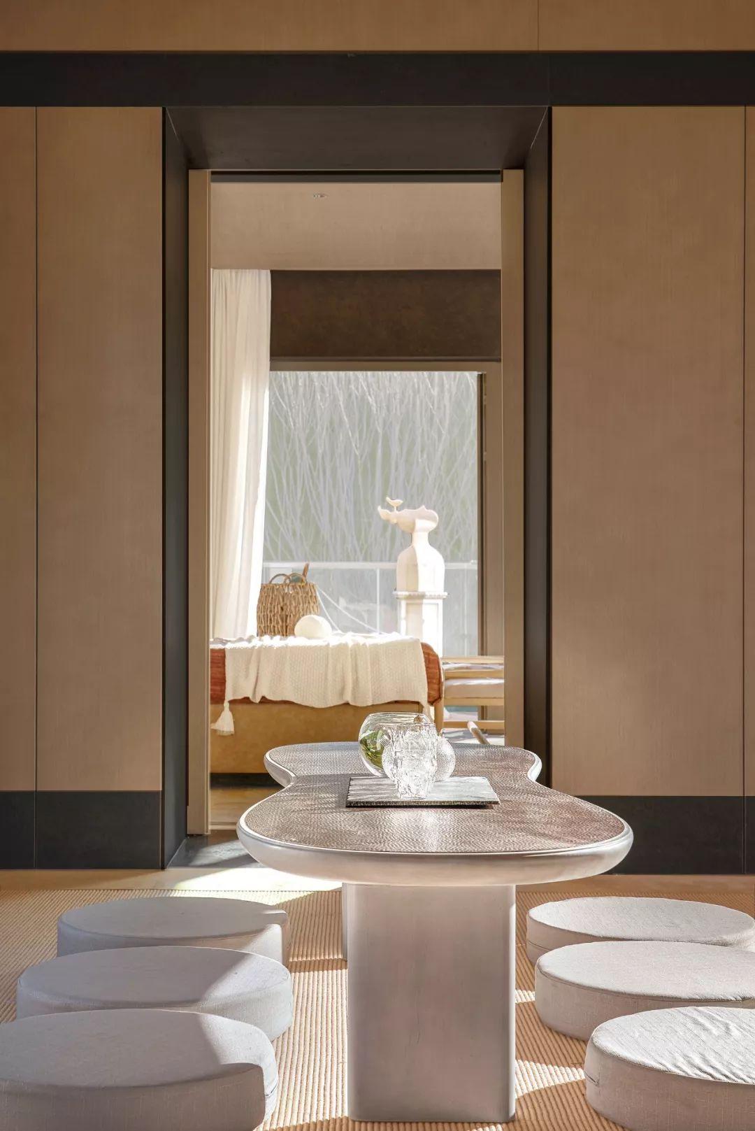 520㎡ 顶级别墅设计,打造朴质的室内气质!  - 11