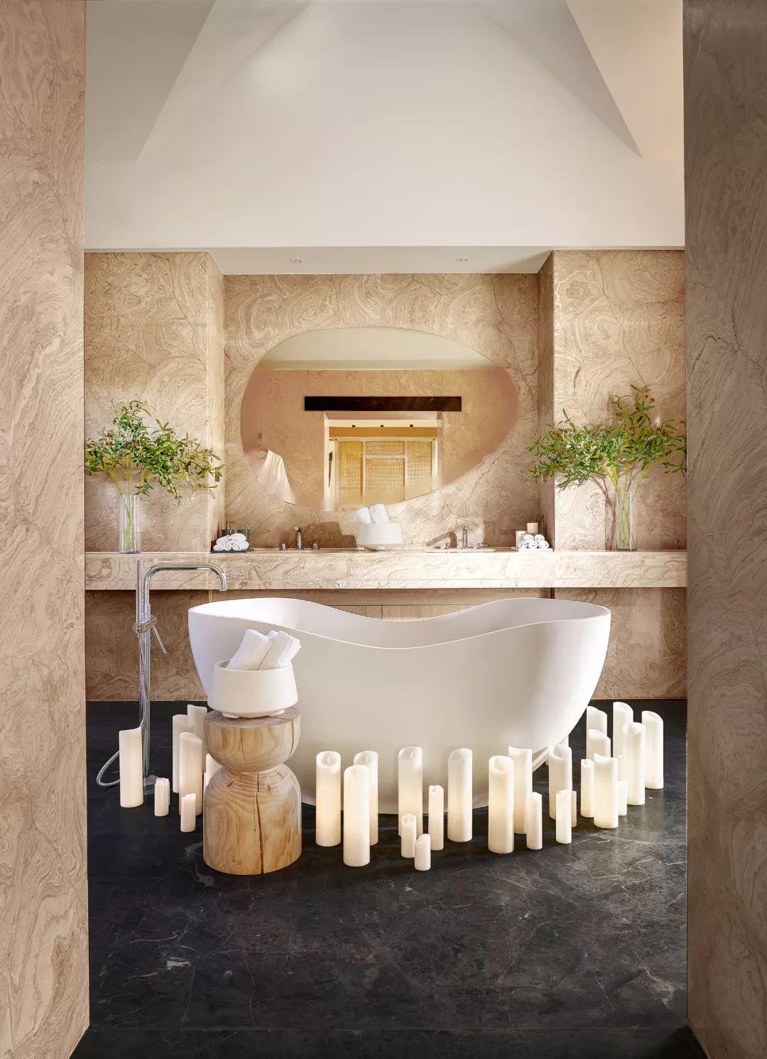 520㎡ 顶级别墅设计,打造朴质的室内气质!  - 24
