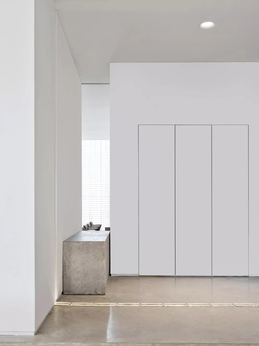 唯美现代主义别墅,白色的优雅与极致| - 6