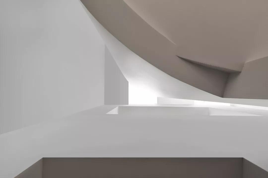 唯美现代主义别墅,白色的优雅与极致| - 11