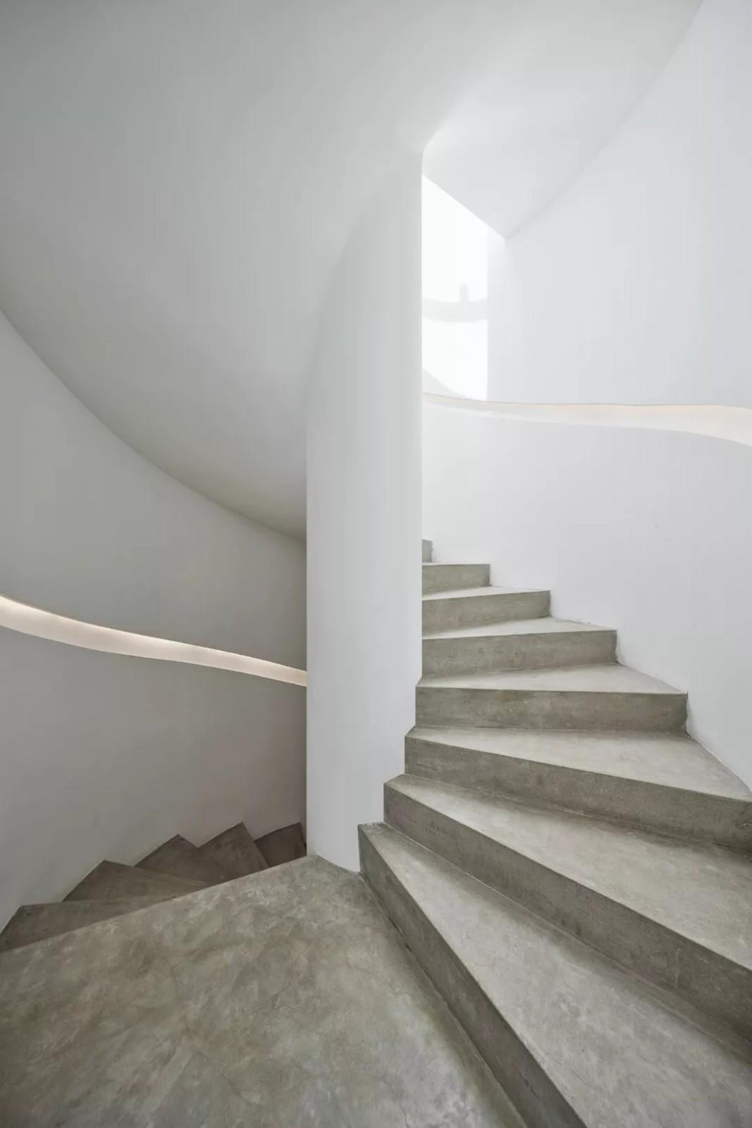 唯美现代主义别墅,白色的优雅与极致| - 13