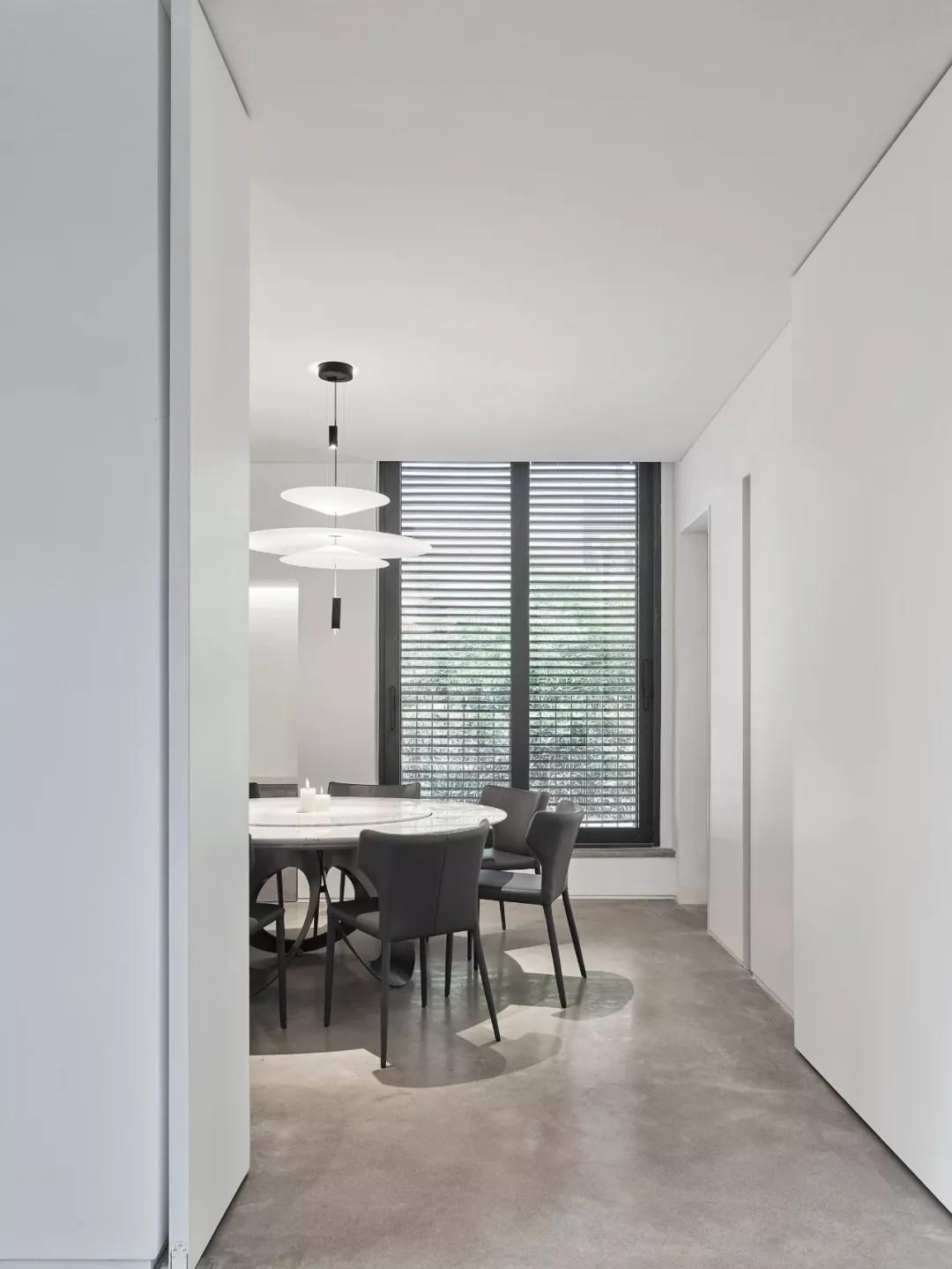 唯美现代主义别墅,白色的优雅与极致| - 18