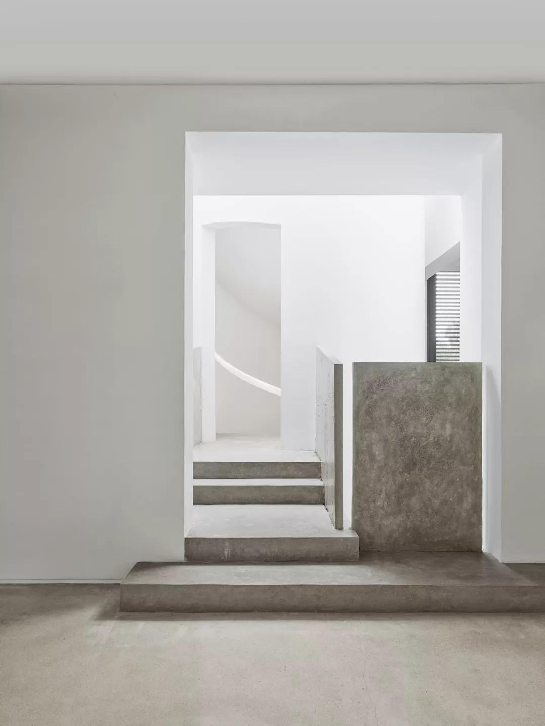 唯美现代主义别墅,白色的优雅与极致| - 21