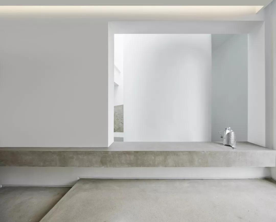 唯美现代主义别墅,白色的优雅与极致| - 22