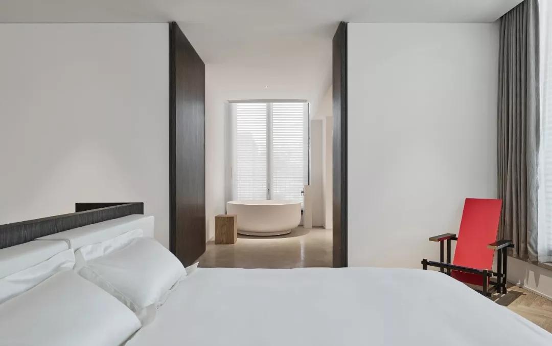 唯美现代主义别墅,白色的优雅与极致| - 25