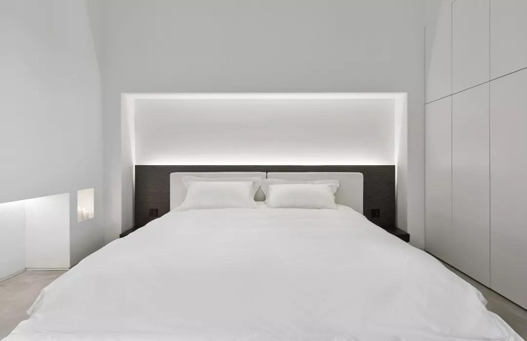 唯美现代主义别墅,白色的优雅与极致| - 27