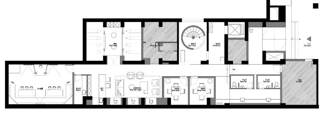 唯美现代主义别墅,白色的优雅与极致| - 34
