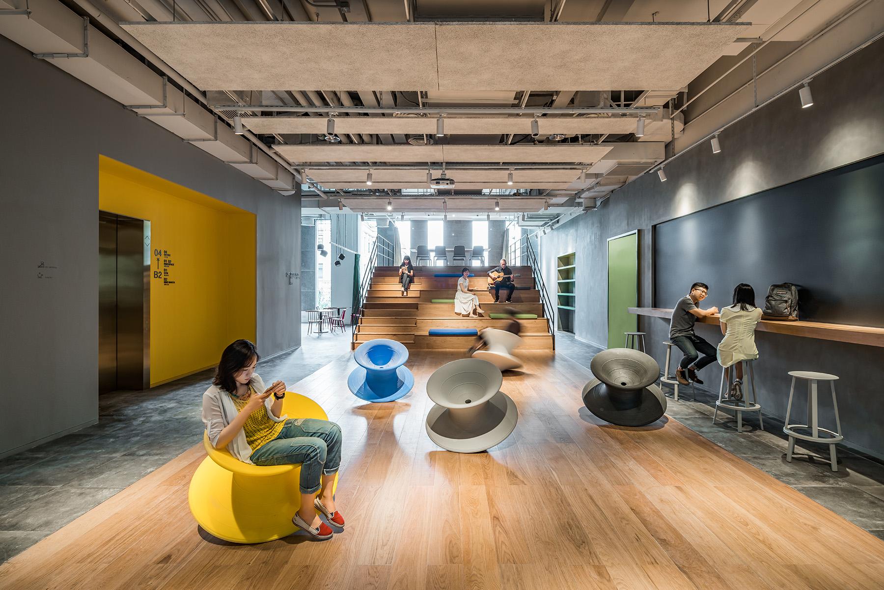 拒绝枯燥乏味!打造全新办公空间,给你家的温暖!|Gensler - 1