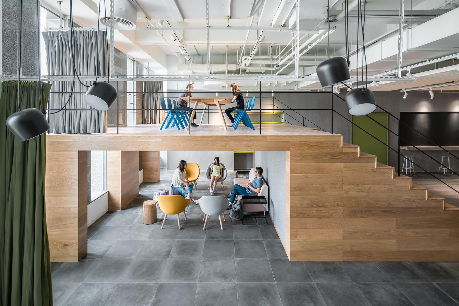 拒绝枯燥乏味!打造全新办公空间,给你家的温暖!|Gensler - 2