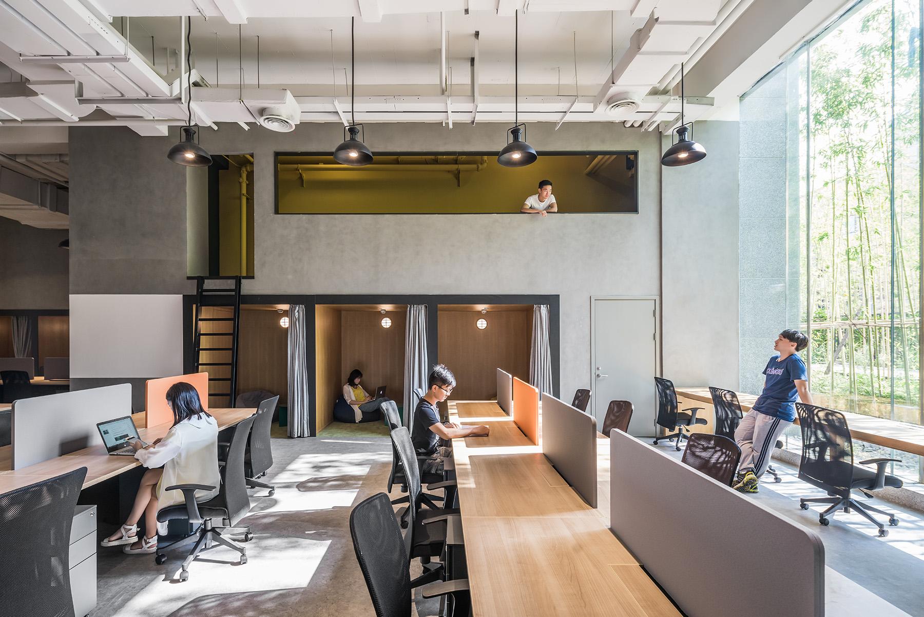 拒绝枯燥乏味!打造全新办公空间,给你家的温暖!|Gensler - 6