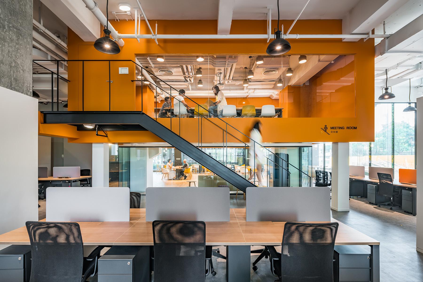 拒绝枯燥乏味!打造全新办公空间,给你家的温暖!|Gensler - 5