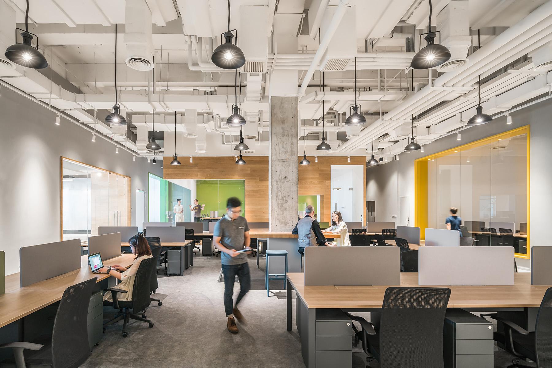 拒绝枯燥乏味!打造全新办公空间,给你家的温暖!|Gensler - 9
