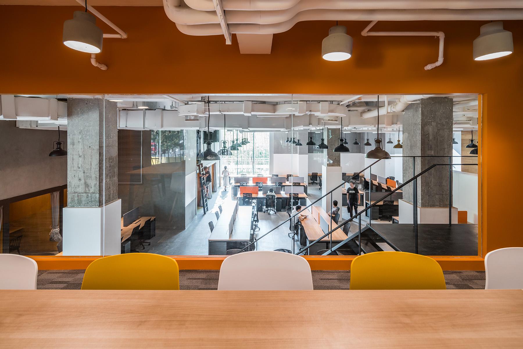 拒绝枯燥乏味!打造全新办公空间,给你家的温暖!|Gensler - 10