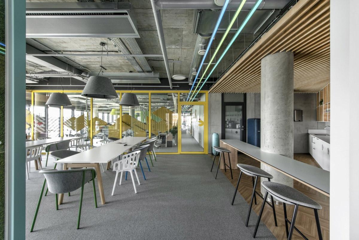 800㎡办公空间设计,精通空间布局,诠释工作态度|LAVA studio - 4