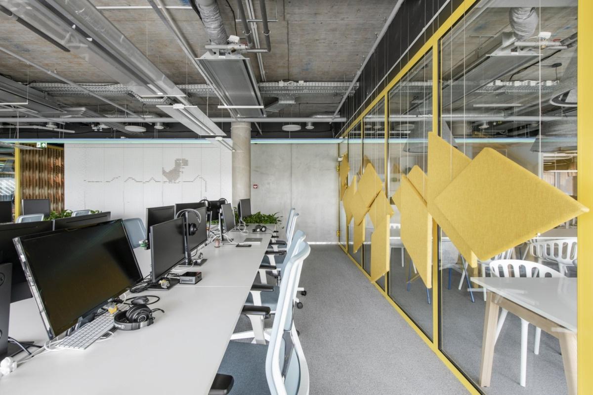 800㎡办公空间设计,精通空间布局,诠释工作态度|LAVA studio - 5