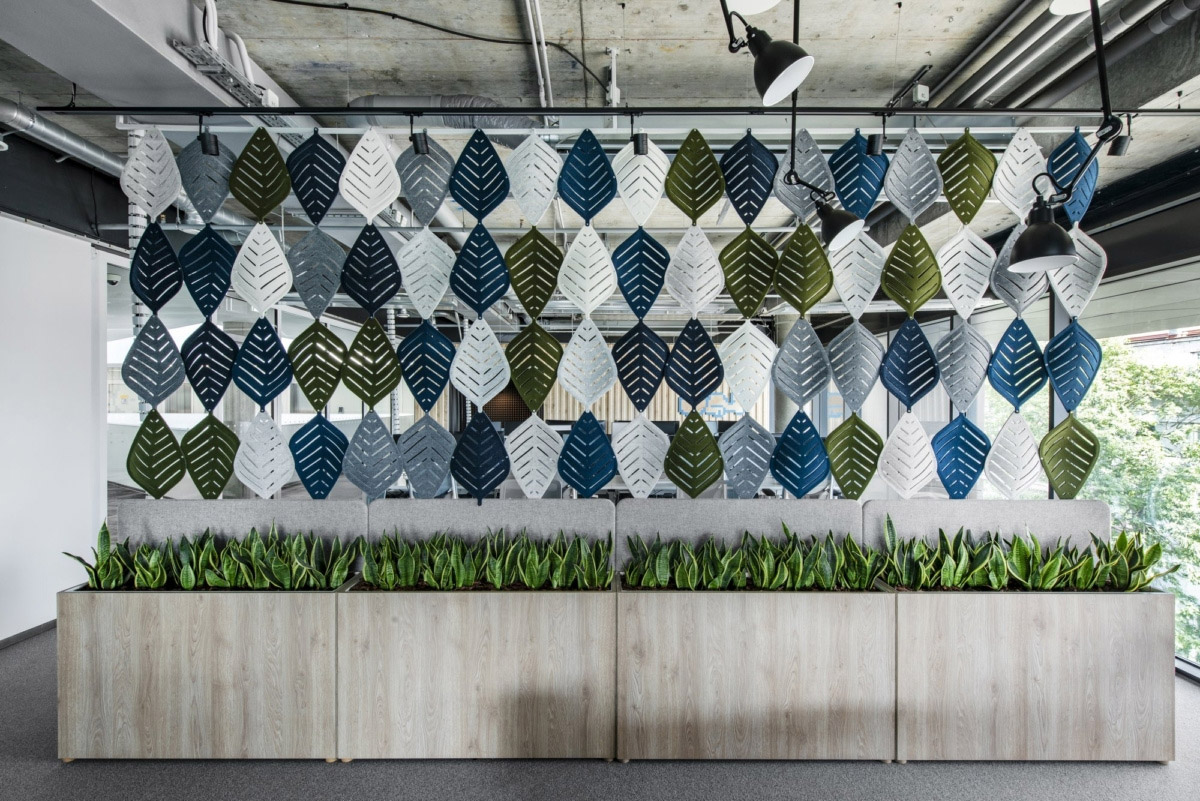 800㎡办公空间设计,精通空间布局,诠释工作态度|LAVA studio - 6