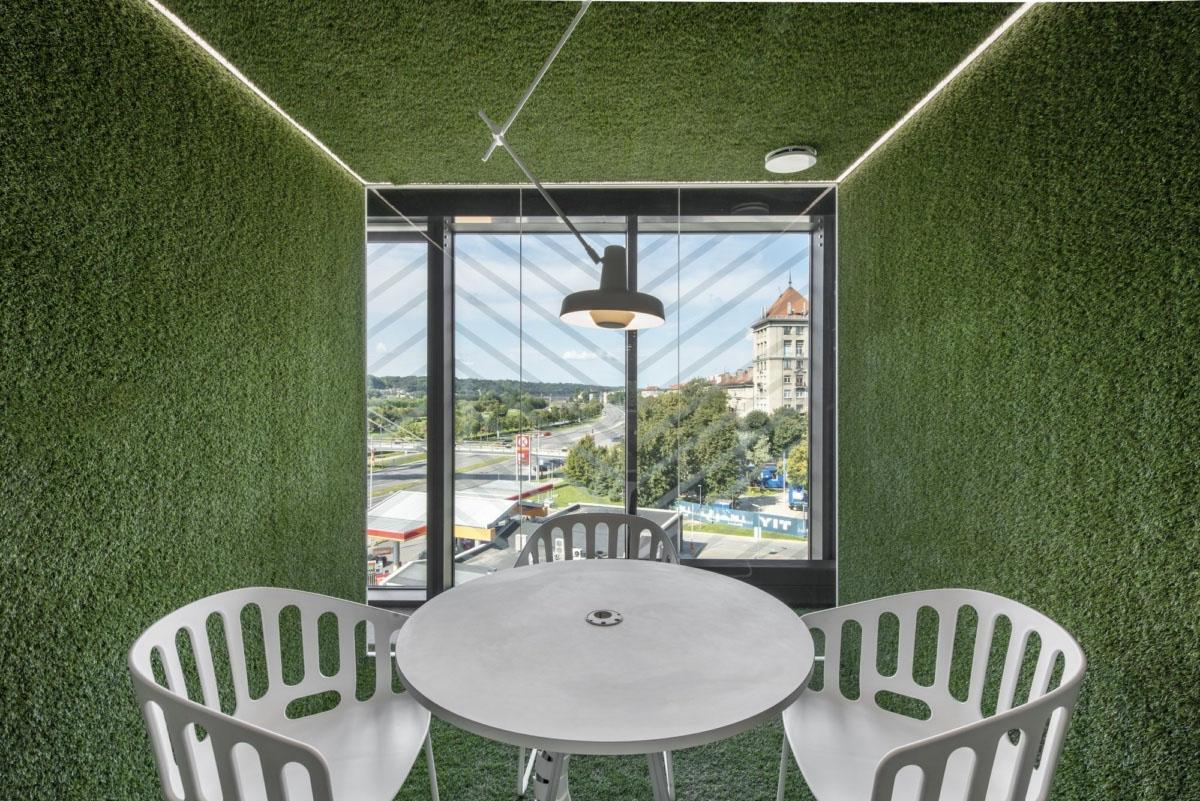 800㎡办公空间设计,精通空间布局,诠释工作态度|LAVA studio - 10