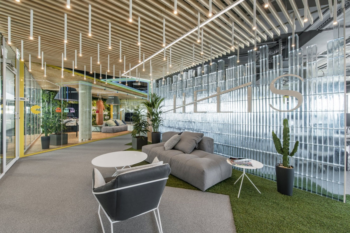 800㎡办公空间设计,精通空间布局,诠释工作态度|LAVA studio - 11