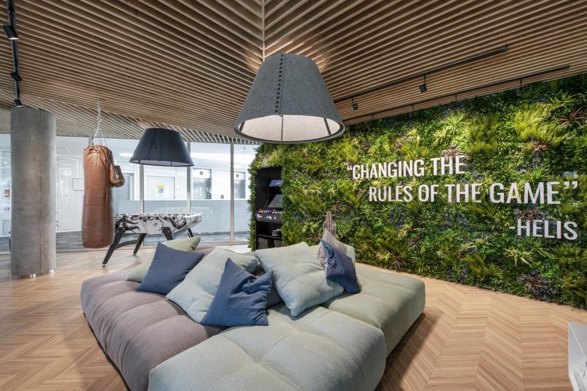 800㎡办公空间设计,精通空间布局,诠释工作态度|LAVA studio - 12